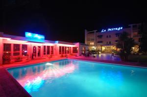 Citotel Le Mirage, Hotely  Istres - big - 33
