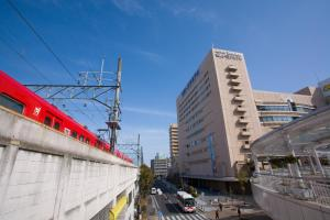 Meitetsu Toyota Hotel, Отели  Toyota - big - 1