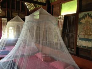 Rodinný pokoj Superior s ventilátorem (6 dospělých)