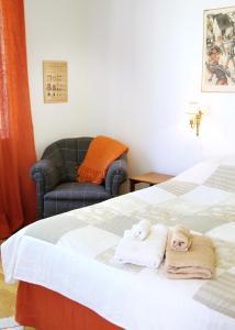 Boråkra Bed & Breakfast, Отели типа «постель и завтрак»  Карлскруна - big - 3