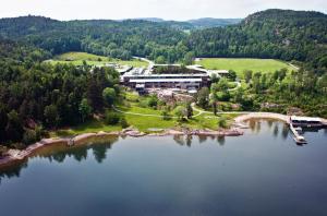 Vann Spa Hotell & Konferens, Szállodák  Brastad - big - 11