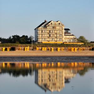 Badhotel Sternhagen, Szállodák  Cuxhaven - big - 1