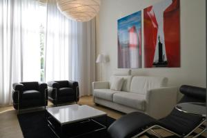 Leopold5 Luxe-Design Apartment, Apartmány  Ostende - big - 54