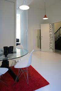 Leopold5 Luxe-Design Apartment, Apartmány  Ostende - big - 52