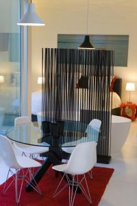 Leopold5 Luxe-Design Apartment, Apartmány  Ostende - big - 51