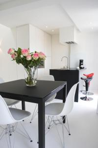 Leopold5 Luxe-Design Apartment, Apartmány  Ostende - big - 50