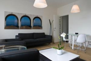Leopold5 Luxe-Design Apartment, Apartmány  Ostende - big - 37