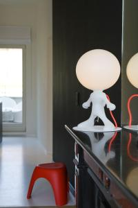 Leopold5 Luxe-Design Apartment, Apartmány  Ostende - big - 33