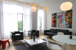 Leopold5 Luxe-Design Apartment, Apartmány  Ostende - big - 59