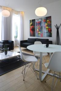 Leopold5 Luxe-Design Apartment, Apartmány  Ostende - big - 61