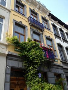 Hotel Les Bluets, Hotely  Brusel - big - 24
