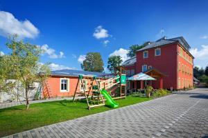 Pytloun Wellness Travel Hotel, Szállodák  Liberec - big - 3