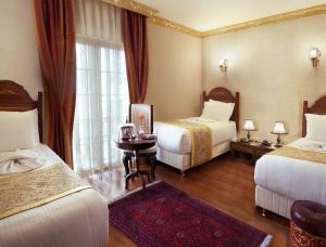 Hotel Sapphire, Отели  Стамбул - big - 4