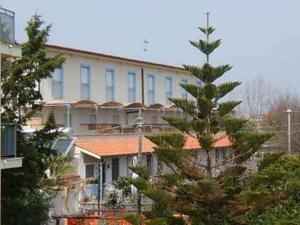 Aquamarine Residence, Apartmanhotelek  Davoli - big - 21
