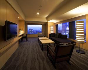 Executive Suite King Room - Non-Smoking