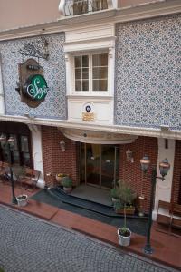 Hotel Sapphire, Отели  Стамбул - big - 41