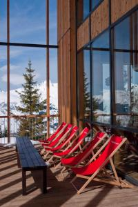 L'Aiguille Grive Chalets Hotel, Hotely  Arc 1800 - big - 18