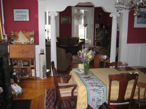 Historic Hill Inn, Bed & Breakfast  Newport - big - 36