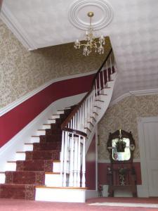 Historic Hill Inn, Bed & Breakfast  Newport - big - 37