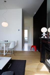 Leopold5 Luxe-Design Apartment, Apartmány  Ostende - big - 41