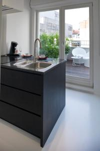 Leopold5 Luxe-Design Apartment, Apartmány  Ostende - big - 22