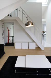 Leopold5 Luxe-Design Apartment, Apartmány  Ostende - big - 39