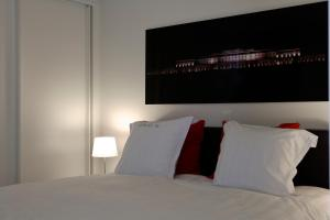 Leopold5 Luxe-Design Apartment, Apartmány  Ostende - big - 17