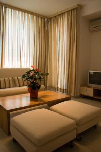 Sunny House Apart Hotel, Apartmanhotelek  Napospart - big - 34