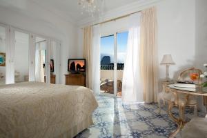 Hotel Quisisana, Отели  Капри - big - 5