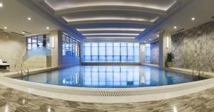 DoubleTree by Hilton Chongqing North, Отели  Чунцин - big - 26