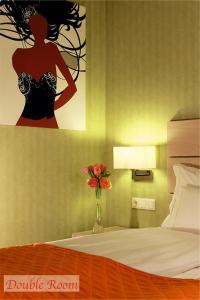 Hotel Golden Tulip Ana Tower Sibiu, Hotels  Sibiu - big - 11