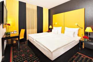 4 hviezdičkový hotel Vienna House Easy Katowice Katovice Poľsko