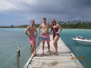 Avana Waterfront Apartments, Apartmanok  Rarotonga - big - 48