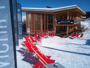 L'Aiguille Grive Chalets Hotel, Hotely  Arc 1800 - big - 24