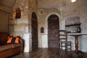 Les Chambres d'Hôtes Troglo du Rossignolet, Panziók  Loches - big - 3