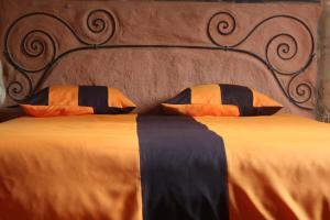 Les Chambres d'Hôtes Troglo du Rossignolet, Panziók  Loches - big - 4