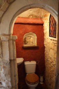 Les Chambres d'Hôtes Troglo du Rossignolet, Panziók  Loches - big - 20
