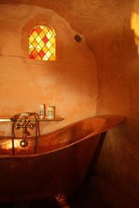 Les Chambres d'Hôtes Troglo du Rossignolet, Panziók  Loches - big - 19