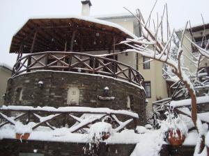 Iliovolo Guesthouse, Pensionen  Miléai - big - 77