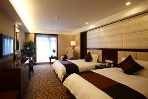 Nantong Jinling Nengda Hotel, Hotely  Nantong - big - 1