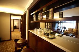 Nantong Jinling Nengda Hotel, Hotels  Nantong - big - 10
