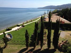 La Playa Blanca, Hotel  Santo Stefano di Camastra - big - 4