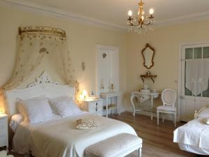 La Villa Bleue de Mauleon, B&B (nocľahy s raňajkami)  Mauléon - big - 36
