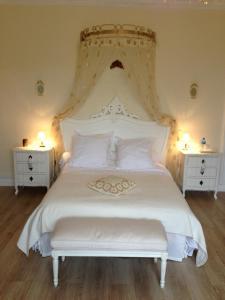 La Villa Bleue de Mauleon, Bed & Breakfast  Mauléon - big - 37