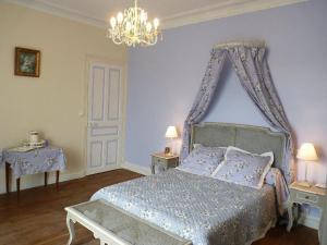 La Villa Bleue de Mauleon, B&B (nocľahy s raňajkami)  Mauléon - big - 2