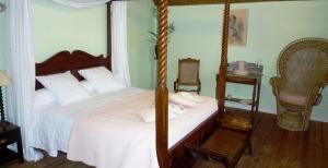 La Villa Bleue de Mauleon, Bed & Breakfast  Mauléon - big - 38