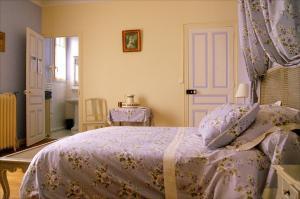 La Villa Bleue de Mauleon, B&B (nocľahy s raňajkami)  Mauléon - big - 7