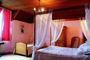 La Villa Bleue de Mauleon, B&B (nocľahy s raňajkami)  Mauléon - big - 11