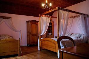 La Villa Bleue de Mauleon, Bed & Breakfast  Mauléon - big - 12