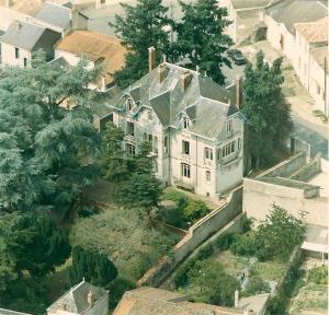 La Villa Bleue de Mauleon, Bed and breakfasts  Mauléon - big - 32
